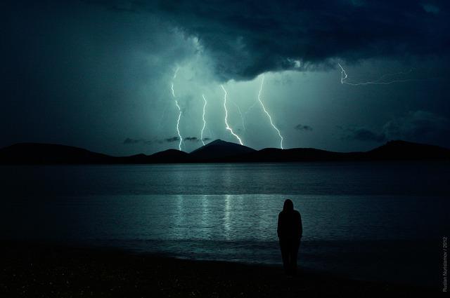 Calmare i tuoi animali durante i temporali